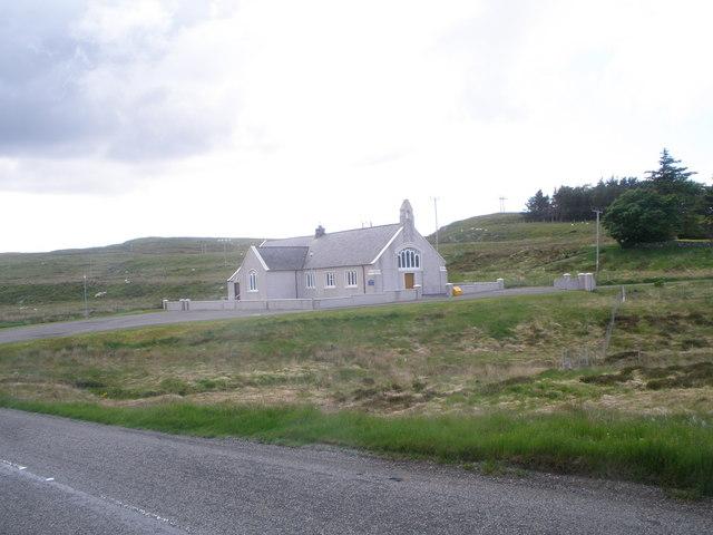 Church of Scotland Lacasaidh