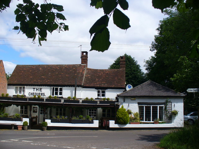 The Chequers, Well