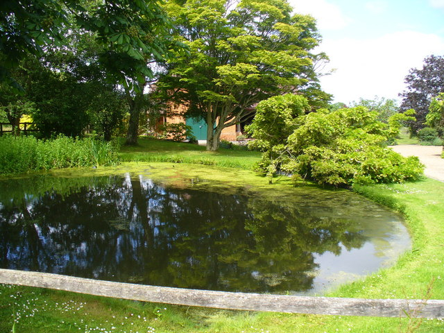 Pond at Well