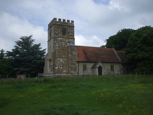All Saints Church, Farnborough