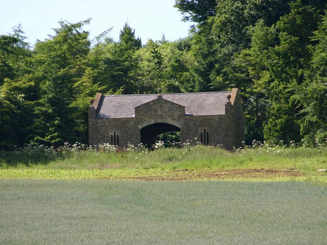Dunstall Buildings Barn near Foxcote House