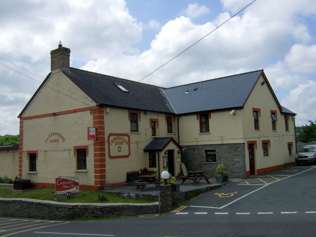 Carpenters Arms, Llechryd