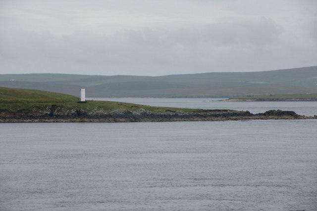 Mio Ness lighthouse