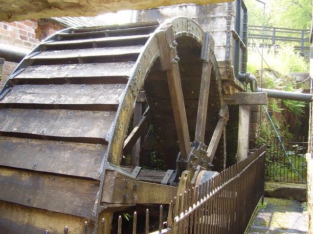 Abbeydale Waterwheel