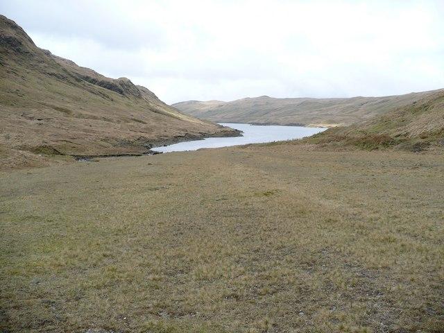 End of Lochan Shira