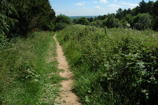 The Monarch's Way, Cookhill