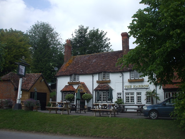 The Harrow, West Ilsley