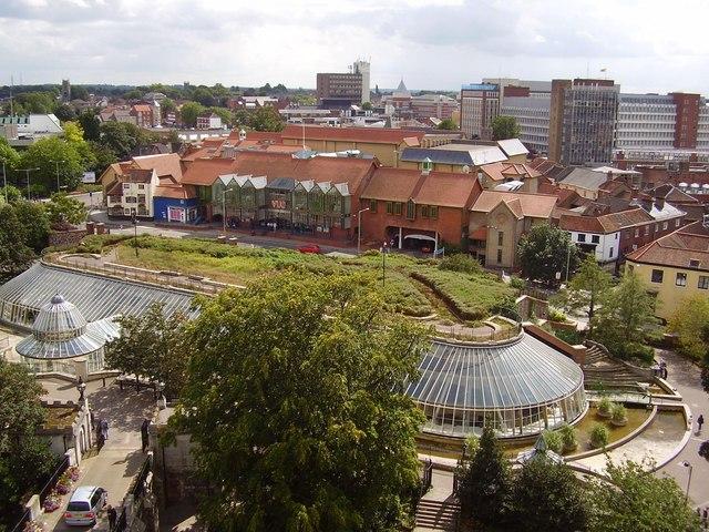 Norwich Mall