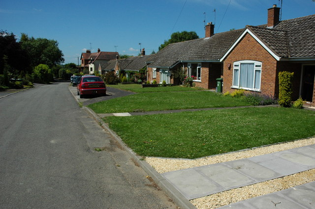 Bungalows at Cladswell
