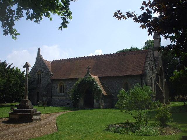 All Saints Church, West Ilsley