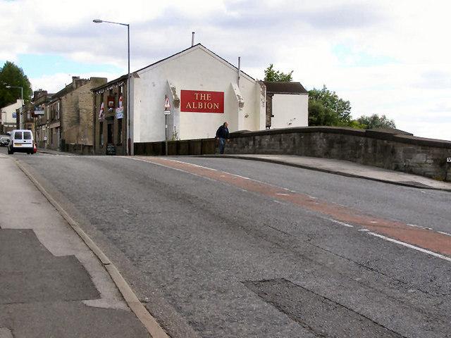 Whalley Road Bridge