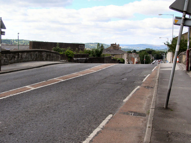 Whalley Road (A680)