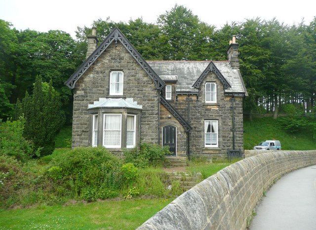 Waterworks house, Fewston