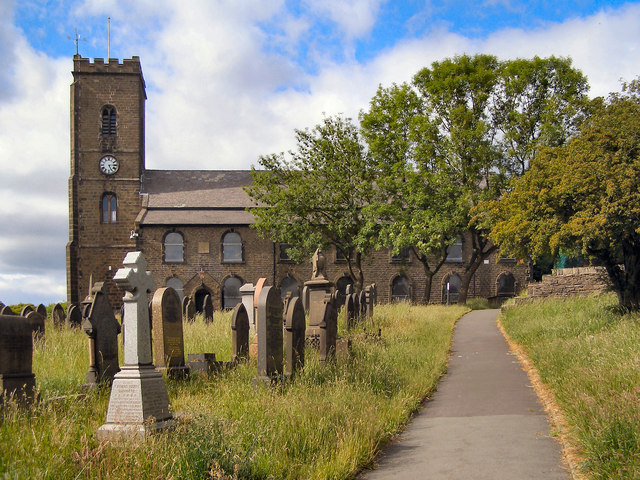 St James Parish Church, Haslingden