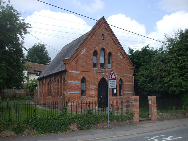 East Ilsley Baptist Church