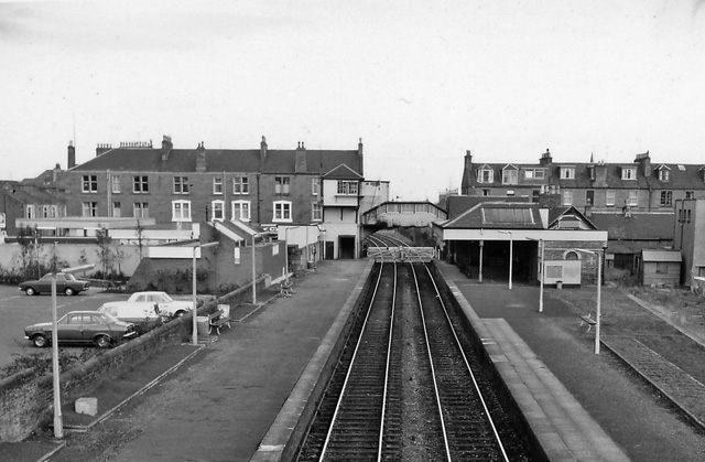 Broughty Ferry Station