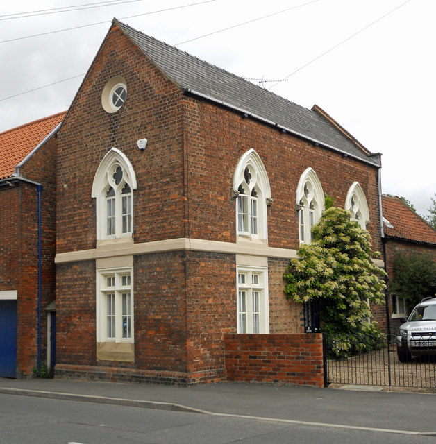 C19 Gothic Style Building - 16 Whitecross Street
