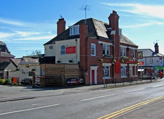 The Ladybird Inn (formerly Dragoon Hotel) (2), 2 Finstall Road