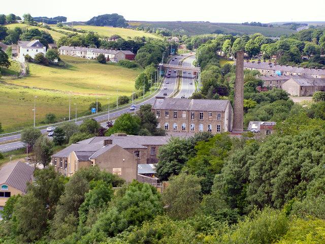 Britannia Mill