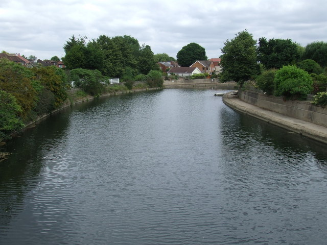 River Ember at East Molesey