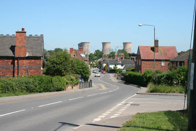 The Castle Way, Willington