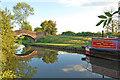 SJ9420 : Hazelstrine Bridge on the Staffs & Worcs Canal at Wildwood, Stafford by Mari Buckley