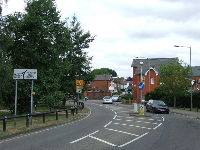Esher Road, East Molesey