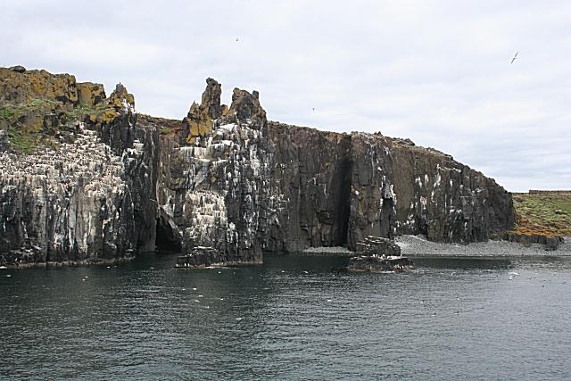 Sea Stacks and Pilgrims' Haven