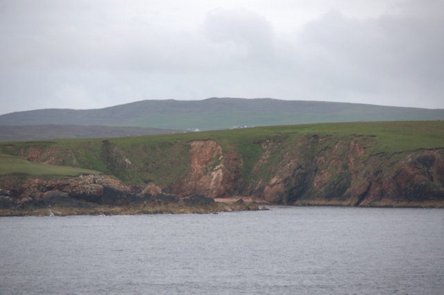 Little Roe, Yell Sound