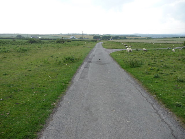 Heol-y-mynydd common land