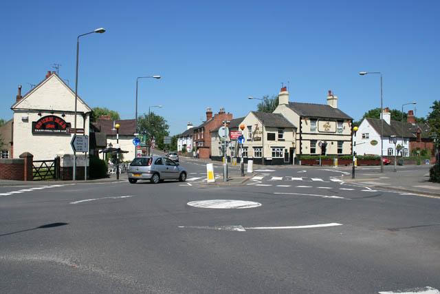 Centre of Willington