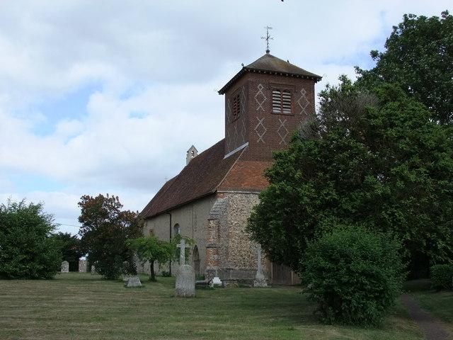 St John & St Giles Church, Great Easton