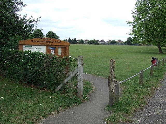 Molesey Hurst Recreation Ground