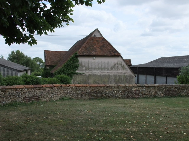 Barn in Great Easton
