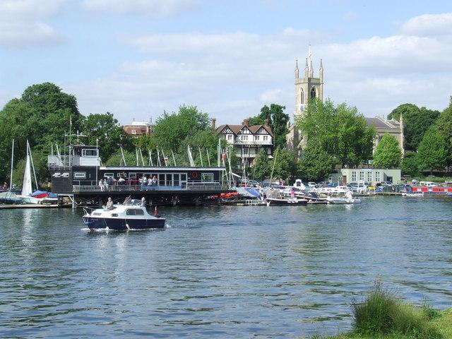 River Thames at Hampton