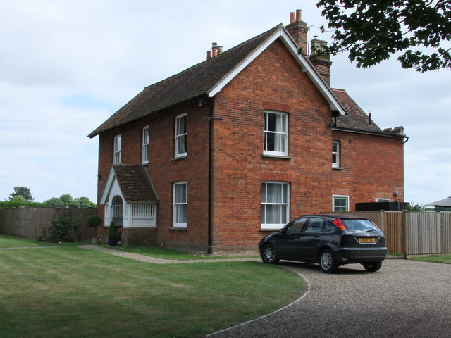 The Rectory, Little Easton