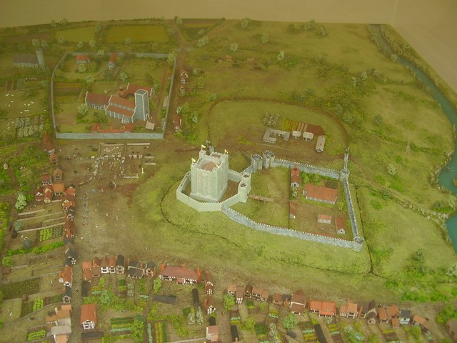 Bigods Castle, Bungay