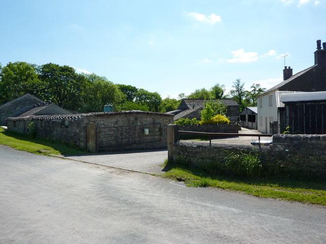 Ellenthorpe Farm