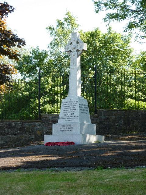 Gisburn War Memorial