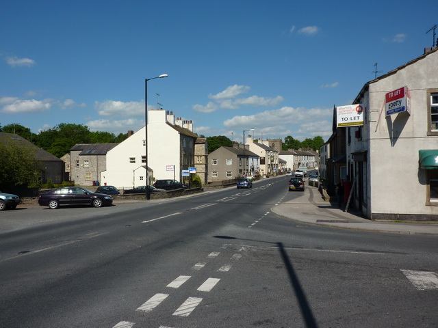 A59, Gisburn