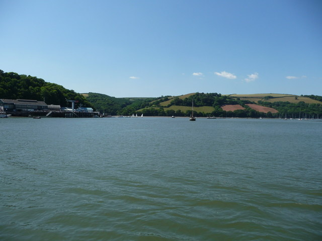 Dartmouth : The River Dart