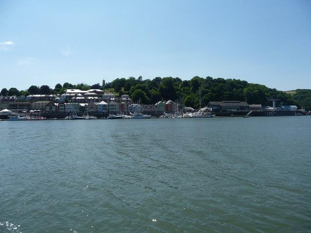 Dartmouth : The River Dart