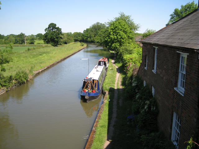 Grand Union Canal near Hatton Station