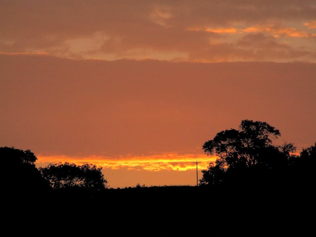 Sunrise, Old Bolingbroke