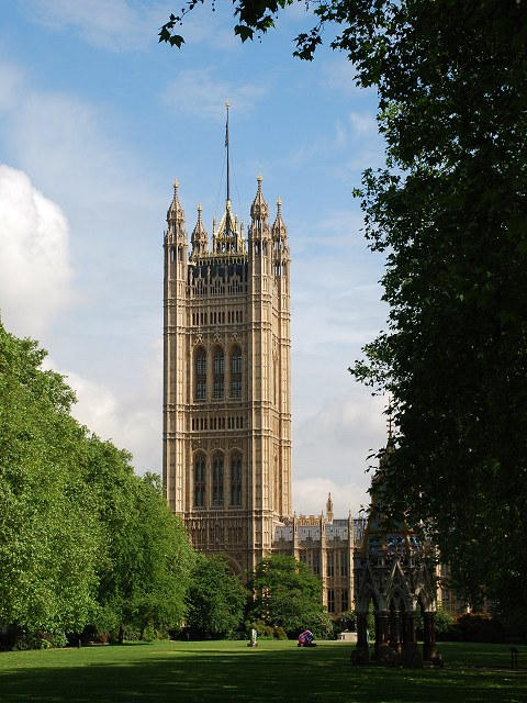 Victoria Tower, Palace of Westminster