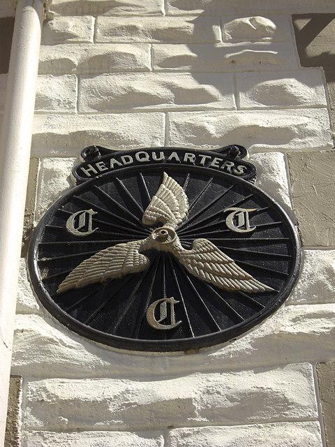 CTC Winged Wheel, Haddington