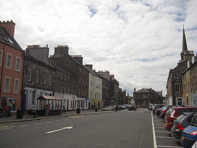 High Street, Haddington