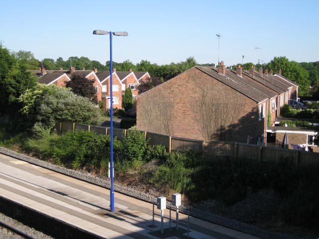 Houses by Hatton Station
