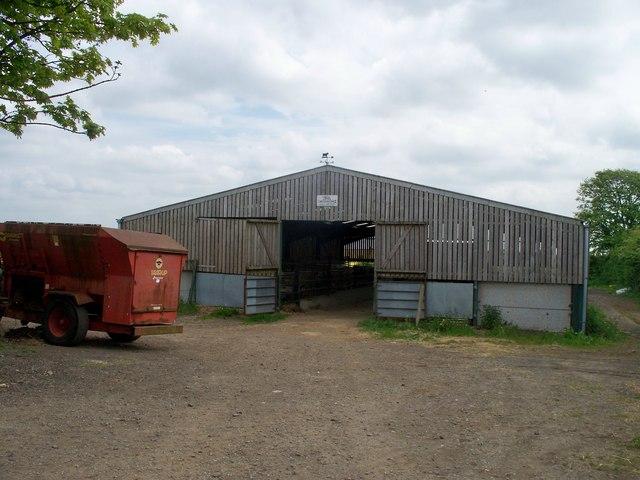 Barn at Bridges Piece