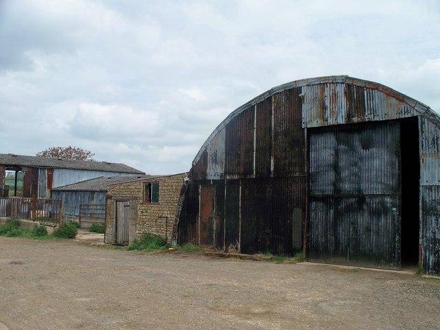 Outlying farm buildings [1]